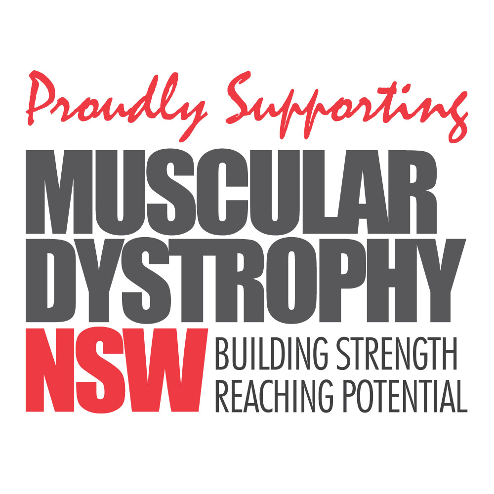 Proudly Supporting MDNSW Logo